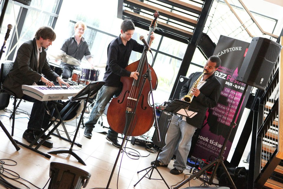 1st Liverpool International Jazz Festival, February 2013